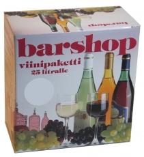 BARSHOP Mosling -valkoviiniaines 25L