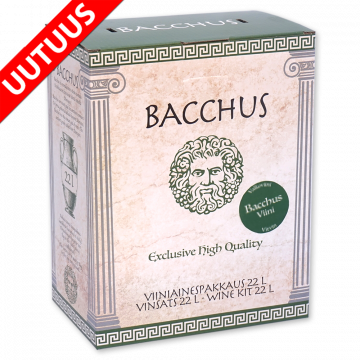 BACCHUS Excl. Mooseli -viiniaines 22L