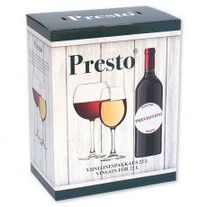 PRESTO Vadelma -viiniaines 22L