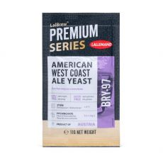 Oluthiiva American West Coast Ale, BRY-97  11g