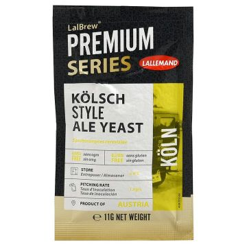 Oluthiiva LalBrew Kölsch 11g BBE 10/2021