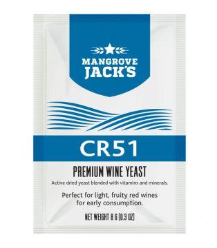 Mangrove Jack's CR51 viinihiiva 8 g BBE 07.2019