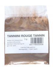 Tanniini 5 g Rouge