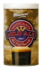 MUNTONS Midland Mild 1,5 kg