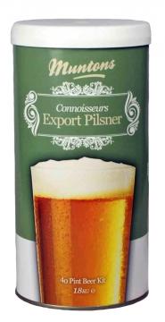 MUNTONS Export Pilsner 1,8 kg