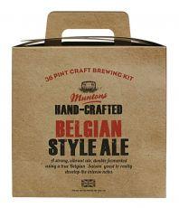 MUNTONS HC Belgian Style Ale 3,5 kg BBE 03.2019