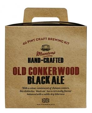 MUNTONS HC Old Conkerwood Black Ale 3,6kg