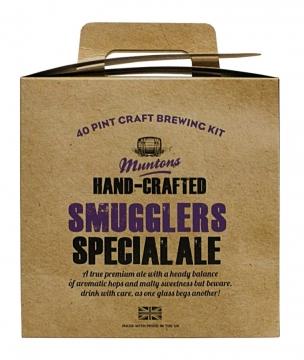 MUNTONS HC Smugglers Special Ale 3,6kg