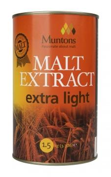MUNTONS Extra Light mallasuute 1,5 kg