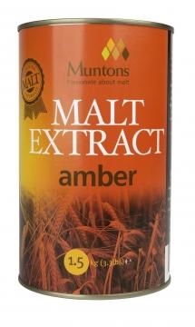 MUNTONS Amber mallasuute 1,5 kg