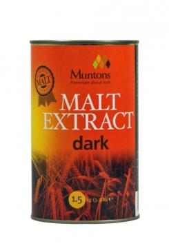 MUNTONS Dark mallasuute 1,5 kg
