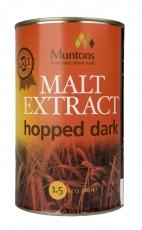 MUNTONS Dark HUMALOITU mallasuute 1,5kg