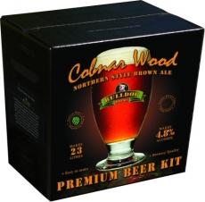 Bulldog Brews Cobnar Wood N. Brown Ale 3,8 kg