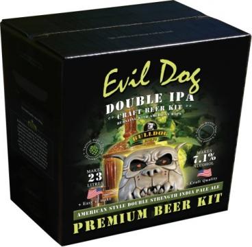 Bulldog Brews Evil Dog Double IPA 4,7 kg