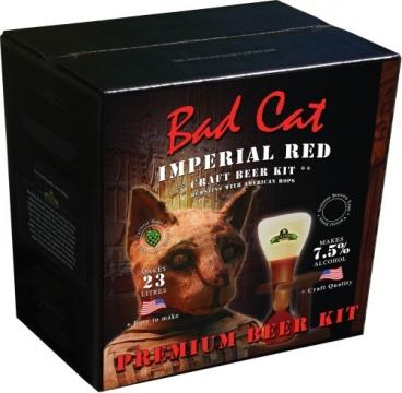 Bulldog Brews Bad Cat Imperial Red 4,7 kg