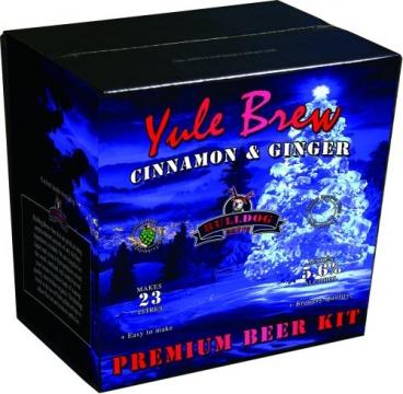 Bulldog Brews Yule Brew 3,8kg