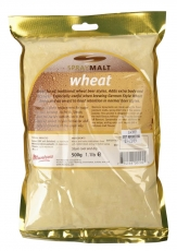 Spraymallas Wheat 12 EBC 500g Muntons