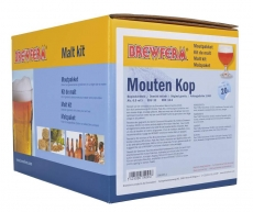 Brewferm MOUTEN KOP 20 l -mallaspakkaus
