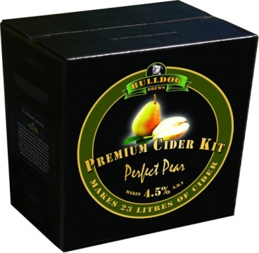Bulldog Brews Perfect Pear Cider 3 kg