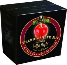 Bulldog Brews Toffee Apple Cider 3 kg