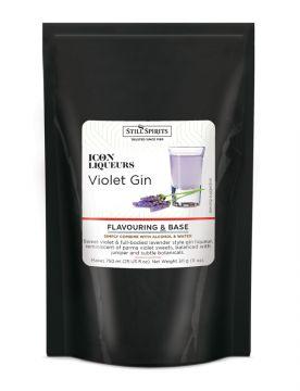 ICON Violet Gin -liköörimauste