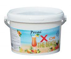 Presto X on The Beach