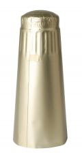 Alumiinikapsyyli shampanjapullolle 100 kpl KULTA