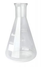 Erlenmeyerpullo 1000 ml