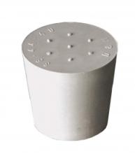 Kumikorkki D32/26 mm ilman reikää