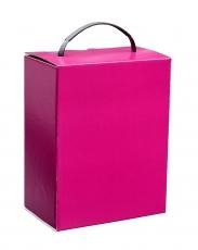 BAG IN BOX Laatikko 3 l Viininpun+KAHVA