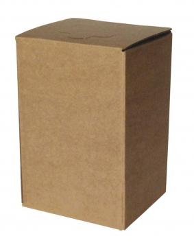 BAG IN BOX Hanapakkaus 10 l ruskea