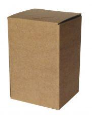 BAG IN BOX laatikko 5 l ruskea