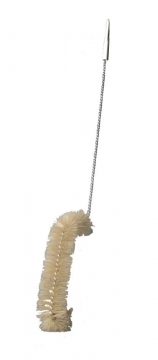 Damejeanne-harja käyrä 5 l 42 cm taivutettu