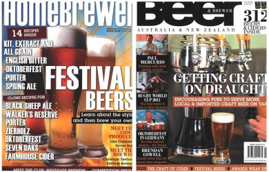 Homebrewer; issue 18 Spring 2011