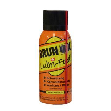 Brunox Lubri-Food 100ml Voiteluaine