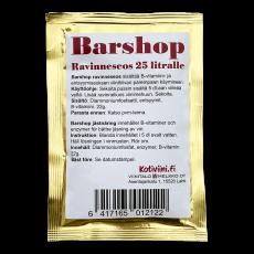 Barshop Hiivaravinneseos 22g