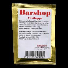 BARSHOP Viinihappo 25g