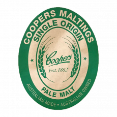 Mallas Single Origin Pale Malt 1kg Craft C