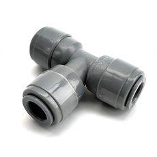 "Duotight T-liitin 9,5mm (3/8"") - 9,5mm (3/8"")"