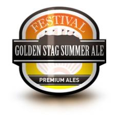 FESTIVAL Golden Stag Summer Ale 3 kg