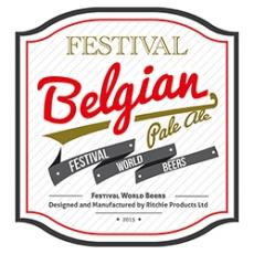 FESTIVAL Belgian Pale Ale 3,6  kg