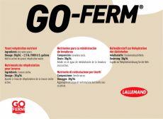 Hiivaravinne GO-FERM 50 g