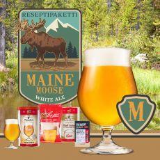 COOPERS Maine Moose White Ale reseptipaketti