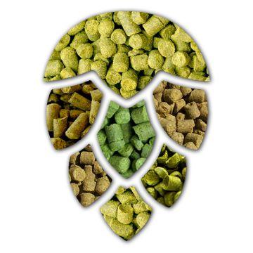 Humalapelletti Northern Brewer 2018 100g