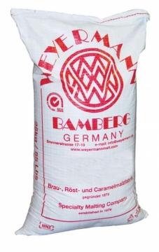 Floormalted Bohemian Wheat 3-5,5 EBC 25kg Weyermann